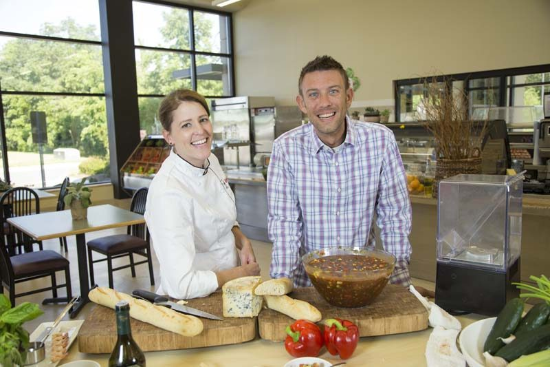 chefs kitchen tv show behind the scenes - The Kitchen Tv Show