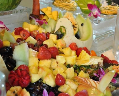 Fruit & Cheese