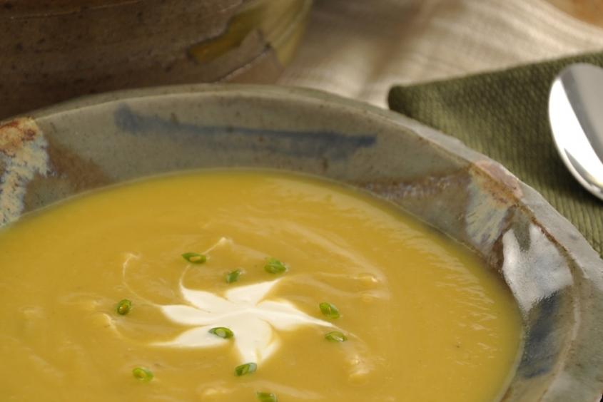 Soups – 2-quart minimum serves 4 to 5 guests