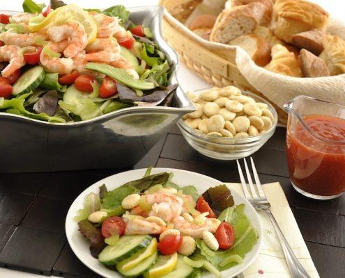 Chilled Shrimp Salad