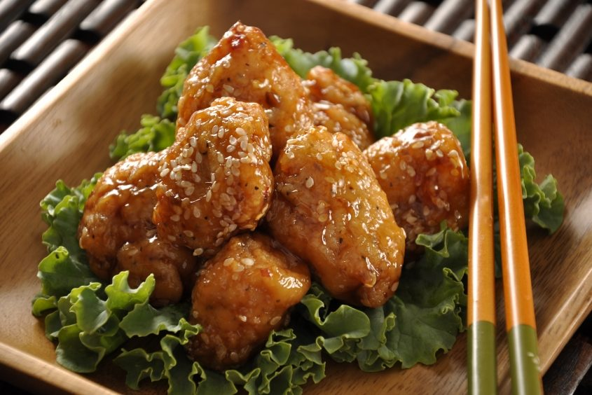 Wings Over Sesame